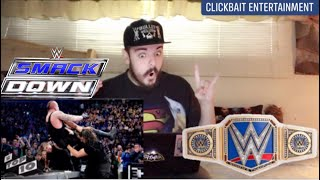 SmackDown's most extreme moments: WWE Top 10 REACTION