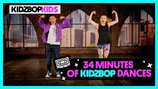 34 Minutes of KIDZ BOP Dance Along Videos