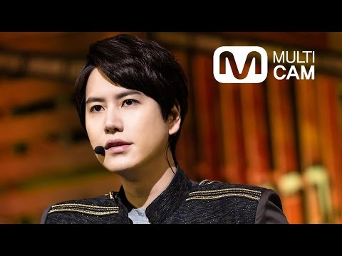 [Fancam] Kyuhyun of Super Junior(슈퍼주니어 규현) MAMACITA(아야야) @M COUNTDOWN_140903
