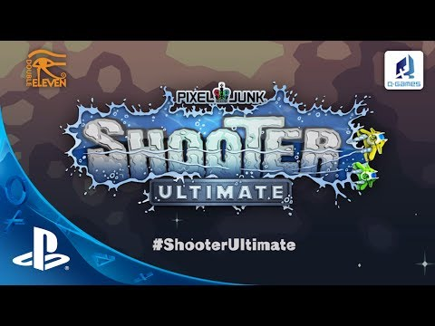 PixelJunk™ Shooter Ultimate | PS4™ Trailer
