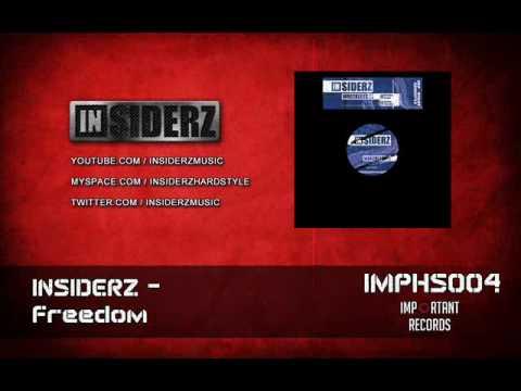Insiderz - Freedom (IMPHS004)