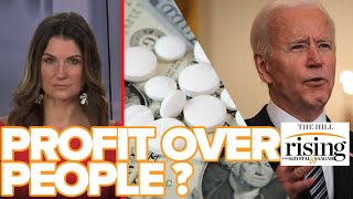 Krystal Ball: Pharma Greed And Biden Cronyism Risking Our Lives
