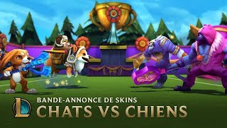 Chats vs chiens :  bande-annonce