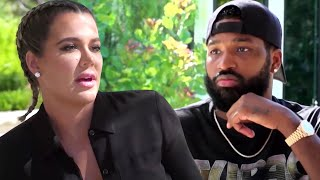 Khloe Kardashian Confronts Tristan Thompson About Their Relationship in New 'KUWTK' Trailer