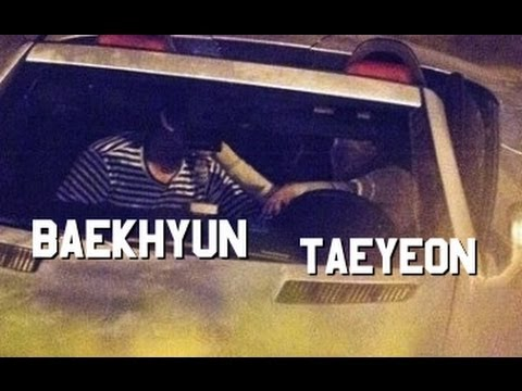 SNSD Taeyeon and EXO Baekhyun are DATING!