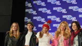 HVFF Chicago - The Women of Arrow Panel