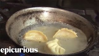 Chef Anita Lo Shows How  to Steam and Pan-Fry Dumplings