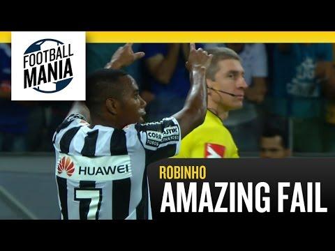 Baixar Robinho Amazing Fail Vs. Cruzeiro - Copa do Brasil 2014