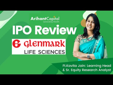 Glenmark life sciences | Learning Head | Ft. Mrs. Kavita Jain | Sr. Equity Research Analyst