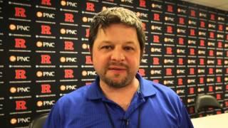 Andrew Garda for NJ Advance Media reporting on Rutgers women's basketball win over Nebraska 46-43
