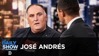 """José Andrés - """"We Fed an Island"""" & Bringing Comfort and Nourishment to Puerto Rico 