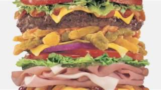 Hamburger Cheeseburger Big Mac Whopper (Full Version)