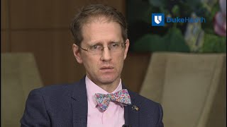Dr. Cameron Wolfe discusses Duke joining the clinical trial study of Remdesivir for COVID-19 video