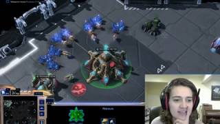 """Okay, I've got 170 minerals... now what??"" Girl Meets Starcraft II Training Video 2"