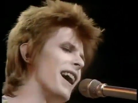 David Bowie Starman (1972) official video