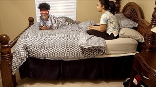 """I LIKE YOU"" PRANK ON QUEEN FROM CHRIS AND QUEEN!!!"