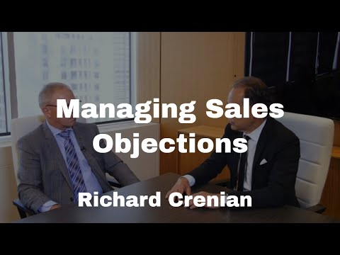 Managing Sales Objections
