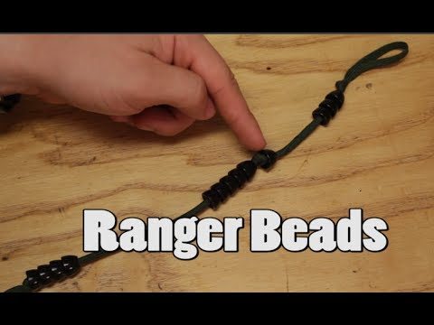 Ranger beads: How to Guide - KGB Survivalist  - sI83UpGjSAk -