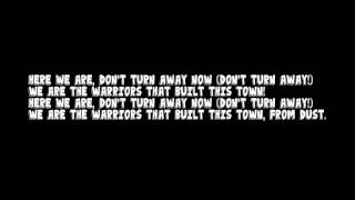 Imagine Dragons - Warriors + Lyrics