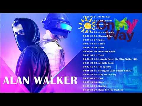 Top 20 Alan Walker 2019 ♫ Best Alan Walker Songs 2019 ♫ Music For PUBG MOBILE