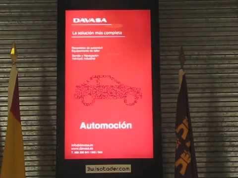 DAVASA - FREMM Jornada TSXIII Talleres Reparación de Automóviles.