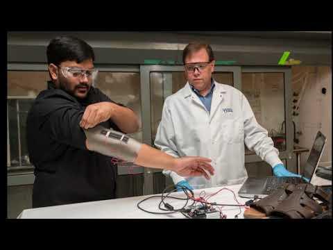 Smarter Textiles using Carbon nanotubes