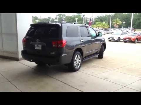 2016 Toyota Sequoia Limited at Loving Toyota