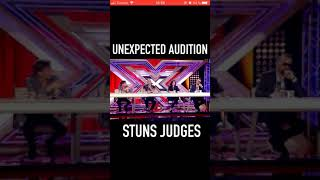 American XFactor Funny Girl Try To Sing