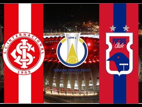 Internacional vs Parana Clube