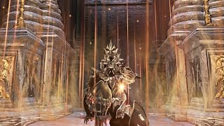 Dark Souls 3 PVP - Super HP Regen Tank of DOOM