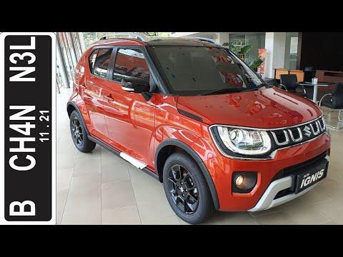 In Depth Tour Suzuki Ignis GX AGS [MF] Facelift - Indonesia