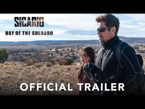 SICARIO, Day of the Soldado - Official Trailer