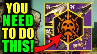 Destiny 2: Why you NEED to do the Garden of Salvation Raid in 2021!