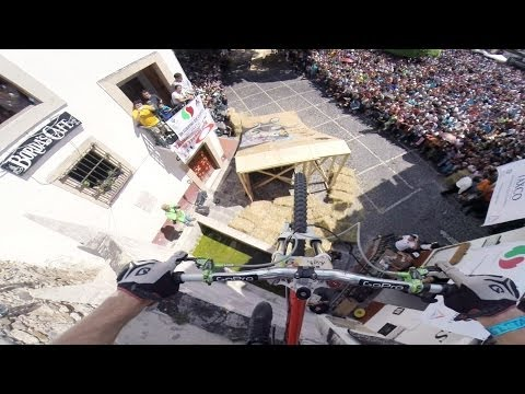 GoPro: Taxco Urban Downhill with Kelly McGarry [sent 3 times]