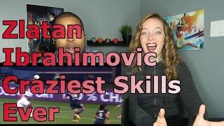 Zlatan Ibrahimovic ● Craziest Skills Ever ● Impossible Goals (Reaction 🔥)