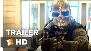 Marauders (2016) Trailer – Bruce Willis, Dave Bautista Movie HD
