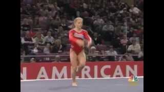 Nastia Liukin vs. Shawn Johnson (3) : 2008 American Cup