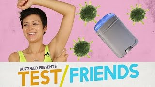 We Gave Up Soap And Used Bacteria Instead • The Test Friends