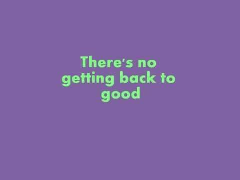 Matchbox 20 - Back 2 Good with lyrics