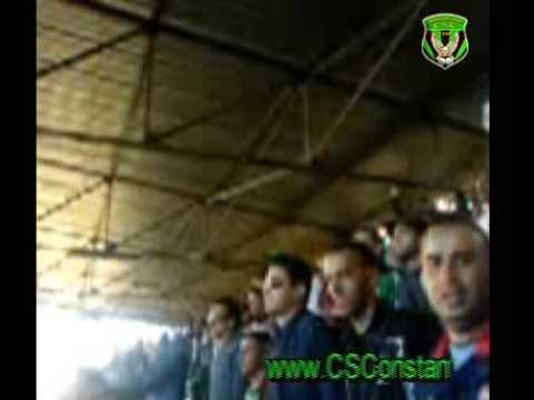 Les Supporters du CSC à Alger - OMR 1 - CSC 3