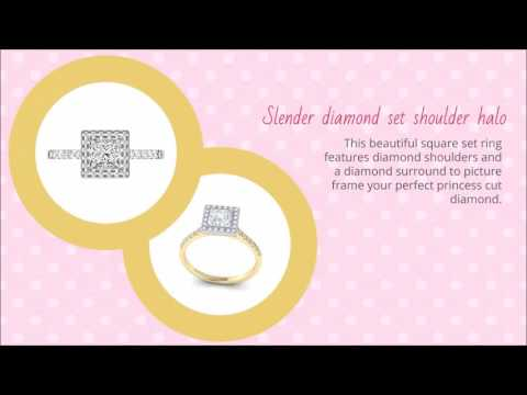 Diamond Engagement Rings - Jewellery Shops in Birmingham