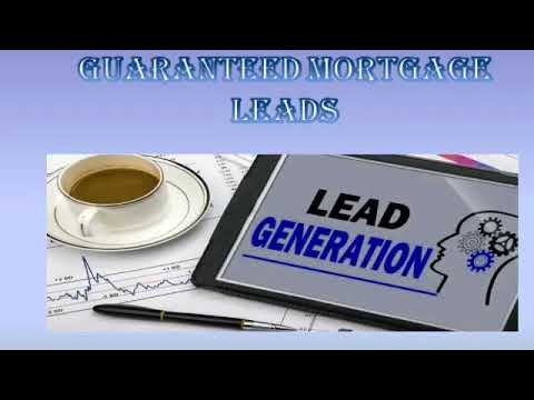 Guaranteed Mortgage Leads