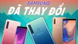 Samsung đã học tập theo các hãng smartphone Trung Quốc ?