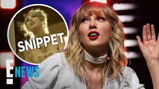 """Taylor Swift Debuts Snippet of Re-Recorded Hit """"Love Story"""" 