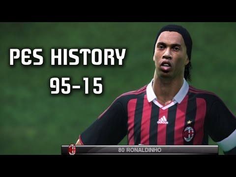 Pro Evolution Soccer History: 95-15 (Winning Eleven)