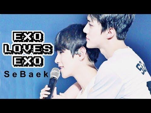 EXO LOVES EXO: SeBaek