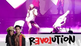 VIRAL PERFORMANCE! Nadine Lustre, pinainit ang Araneta Coliseum!