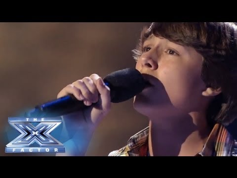 "Stone Martin Is ""Torn"" - THE X FACTOR USA 2013 - Smashpipe Entertainment"