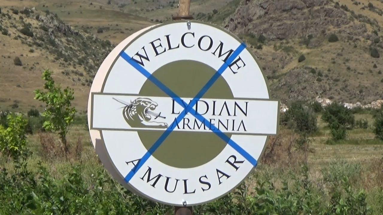 Золото Амулсара грозит катастрофой армянскому курорту
