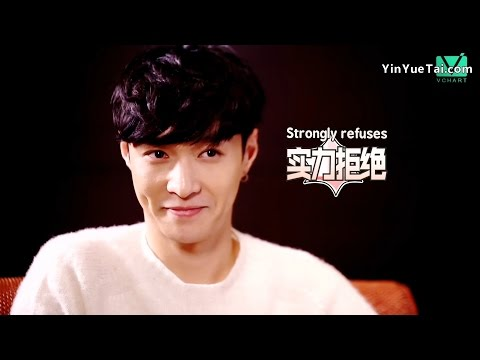 (Eng Sub) 161126 YinYueTai V Charts Interview with 张艺兴 Zhang Yixing LAY